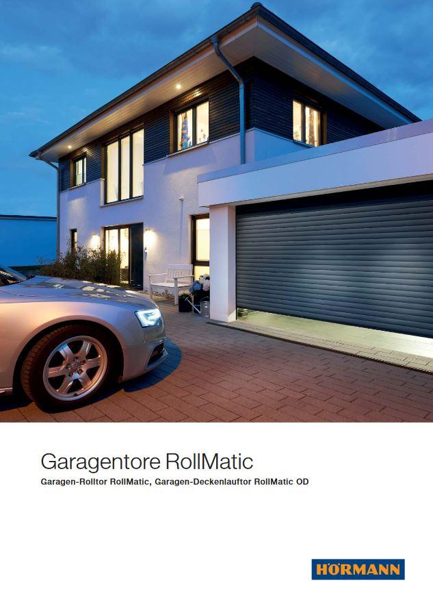 Garagentor Rollmatic Katalog