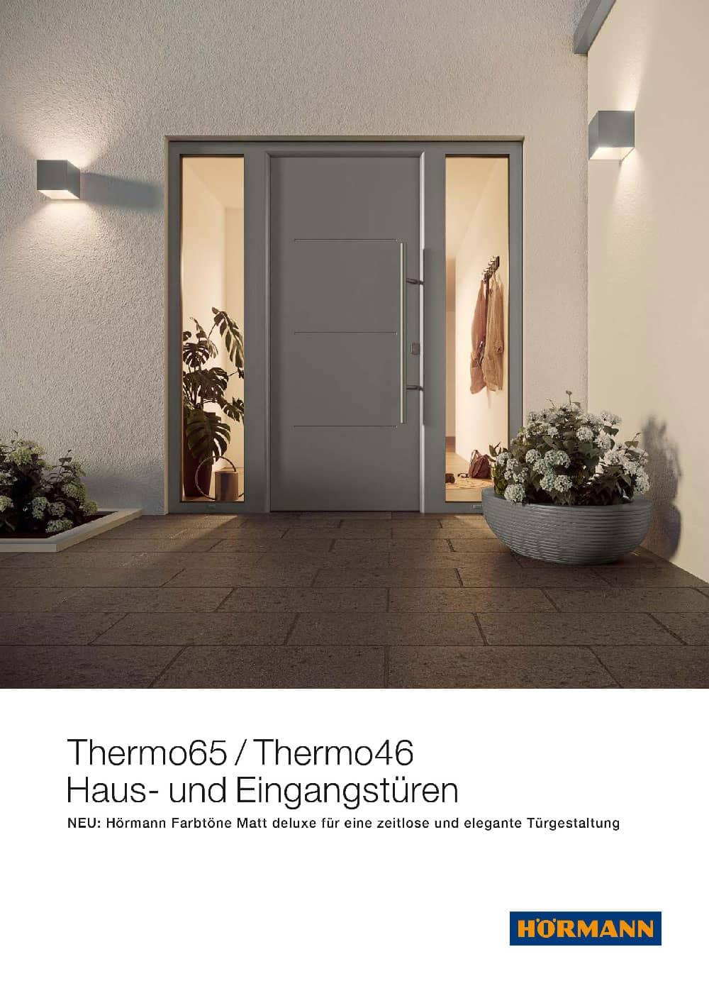 Thermo65 Katalog PDF