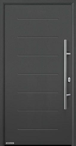 Stahl- / Alu-Haustür Thermo65 015