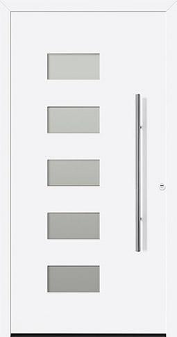 Aluminium-Haustür ThermoSafe Motiv 502