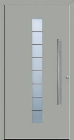 Aluminium-Haustür ThermoSafe Motiv 503