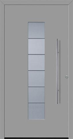 Aluminium-Haustür ThermoSafe Motiv 504