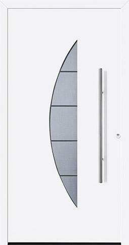 Aluminium-Haustür ThermoSafe Motiv 505