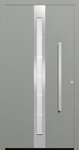 Aluminium-Haustür ThermoSafe Motiv 686