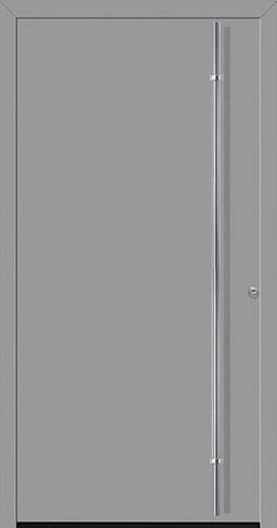 Aluminium-Haustür ThermoSafe Motiv 860