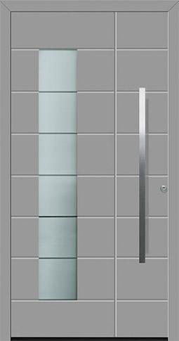Aluminium-Haustür ThermoSafe Motiv 867