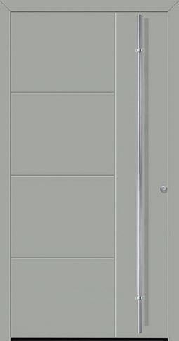 Aluminium-Haustür ThermoSafe Motiv 871