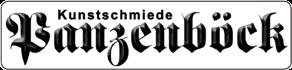 Kunstschmiede Panzenböck e.U. - Logo