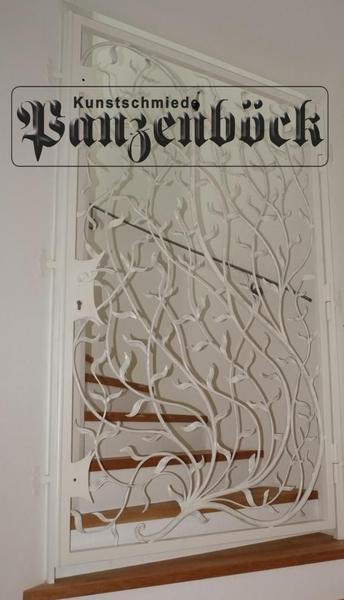 Türen aus Schmiedeeisen