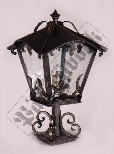 Lampen aus Schmiedeeisen