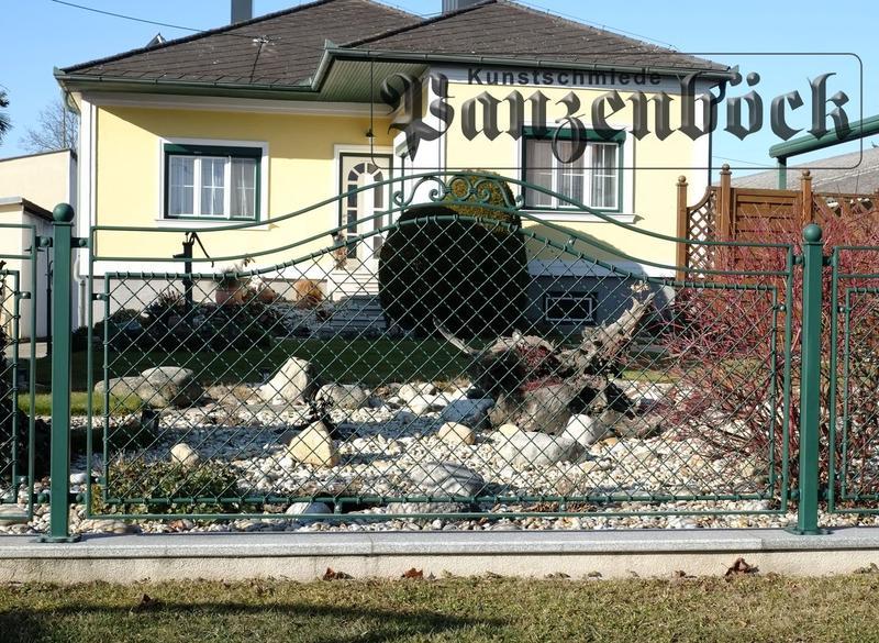 Krippgitterzaun-Altwien